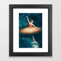 Prima Ballerina Assoluta Framed Art Print