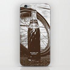 Pepsi-Cola classic iPhone & iPod Skin