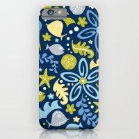 Tidal Pool iPhone 6 Slim Case