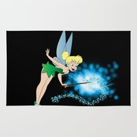 Classic Tinkerbell Rug