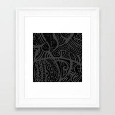 Abstractish 4 Framed Art Print