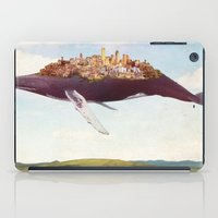 Dreams of moving on iPad Case