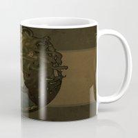 Medusa Nouveau Mug