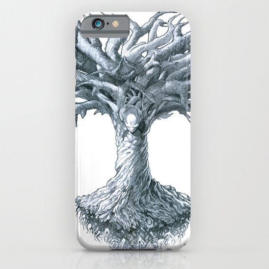 The Tree of Many Things iPhone & iPod Case