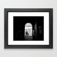 Murano Island - Venice Framed Art Print