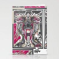PRIMAL Stationery Cards