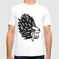 T-shirt featuring Demon Wolf by Taylor Beck
