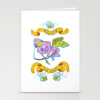 A Drink My Love ? Stationery Cards