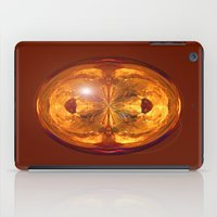 Fire Crystal iPad Case