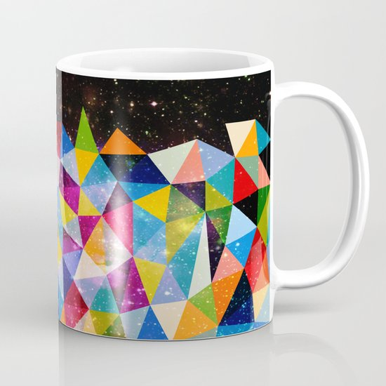 Space Shapes Mug