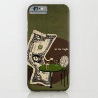 iPhone & iPod Case featuring Pick up line by Caro Bernardini