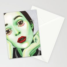 Close Up 2 Stationery Cards
