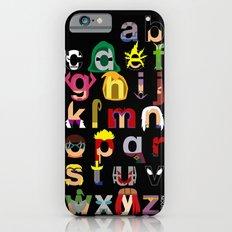 Marvelphabet Villains Slim Case iPhone 6s
