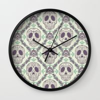 Viva la muerte! Wall Clock