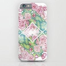 Flores Slim Case iPhone 6s