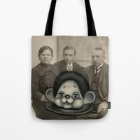 Pop Surreal Repainted Vi… Tote Bag