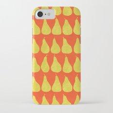 15 Pears (Orange) iPhone 7 Slim Case