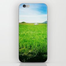 abandon  iPhone & iPod Skin