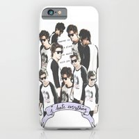 HARRY STYLES - HEAVEN IS A PLACE ON EARTH WITH YOU iPhone 6 Slim Case