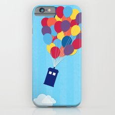 Up and Away - Doctor Who iPhone 6 Slim Case
