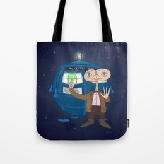 Dr. Who E.T. Tote Bag