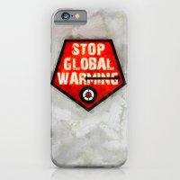 STOP GLOBAL MING ! iPhone 6 Slim Case