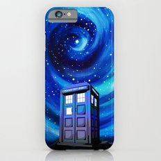 Tardis Vortex Starry Night Slim Case iPhone 6s
