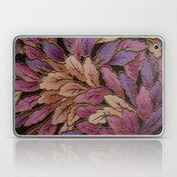 Coloured Leaves Laptop & iPad Skin