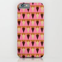 iPhone & iPod Case featuring Ice Cream Cart by LOVEMI DESIGN