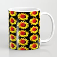 Sunflower Group Mug