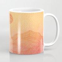 Sunset Mountain - 2 Mug