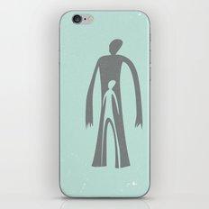Man or Muppet iPhone & iPod Skin