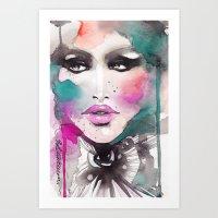 Love Color Art Print