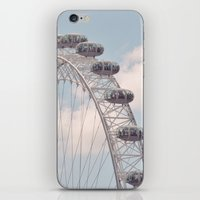 wheely small plane... iPhone & iPod Skin