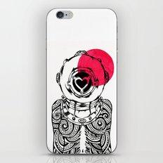 Yakuza Diver from Japan iPhone & iPod Skin