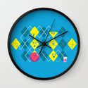 d'awwgyle. Wall Clock