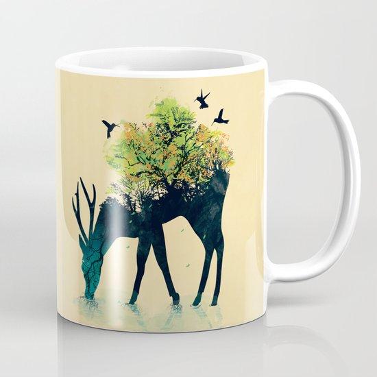 Watering (A Life Into Itself) Mug