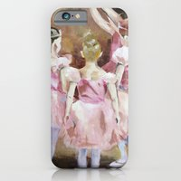 Before The Dance - Balle… iPhone 6 Slim Case