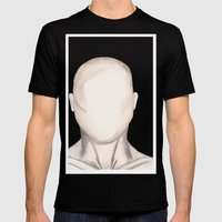 FACE Mens Fitted Tee Black SMALL