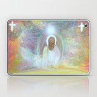 Be At Peace By Sherri Of… Laptop & iPad Skin