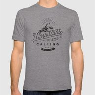 T-shirt featuring Mountains by Seaside Spirit