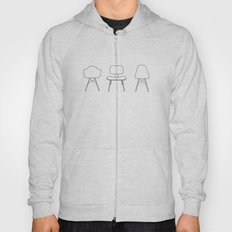 Eames Chairs Hoody