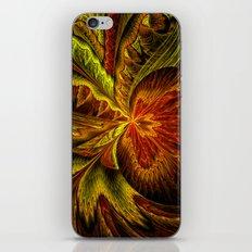 Autumn Orchid iPhone & iPod Skin