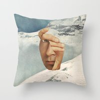 Muh Anne Inn Tha Mount T… Throw Pillow