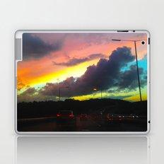 Oceanic Skies Laptop & iPad Skin