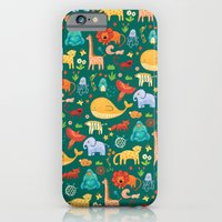 iPhone & iPod Case featuring Animals by Emma Randall