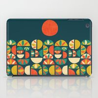 Jumpy Hills iPad Case