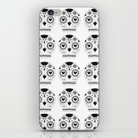 LOVE BOLDLY iPhone & iPod Skin