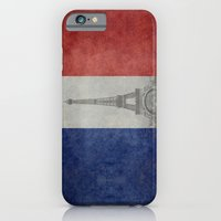 Distressed National Flag… iPhone 6 Slim Case