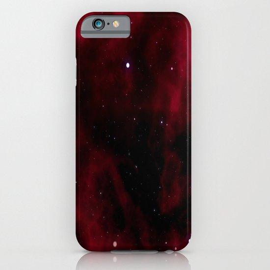 Nebula Red iPhone & iPod Case
